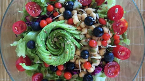 Raw food philosophy – conversation with Evelina